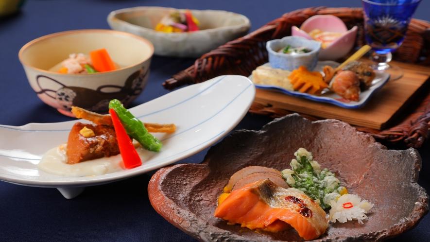 ■和食堂-欅-季節の会席■