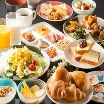 ご朝食★ブッフェ