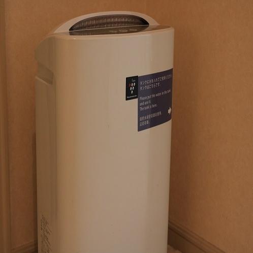 加湿空気清浄機