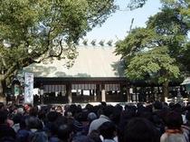 【周辺観光施設】 熱田神宮