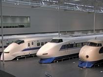 近郊施設・名所/リニア鉄道館