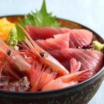 R-海鮮丼