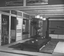 昭和初期の客室・本館