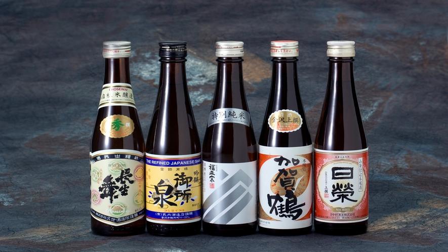 石川県の地酒(イメージ)