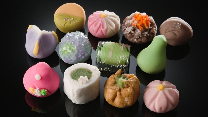 金沢の和菓子(イメージ)