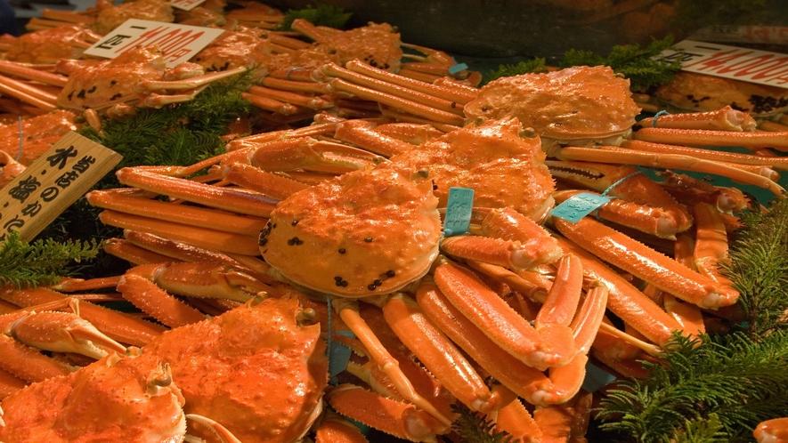 加能蟹(イメージ)