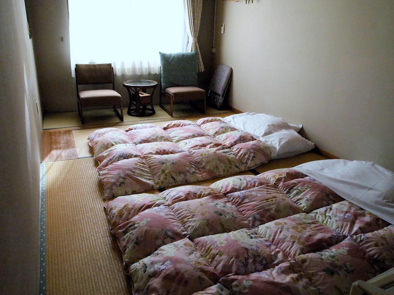 和室A(バス無/洗面・洗浄トイレ付)