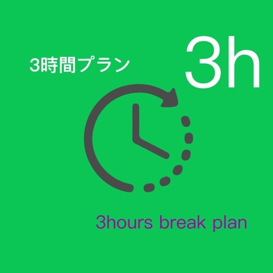【ちょい寝プラン】【午前11時から午後5時】