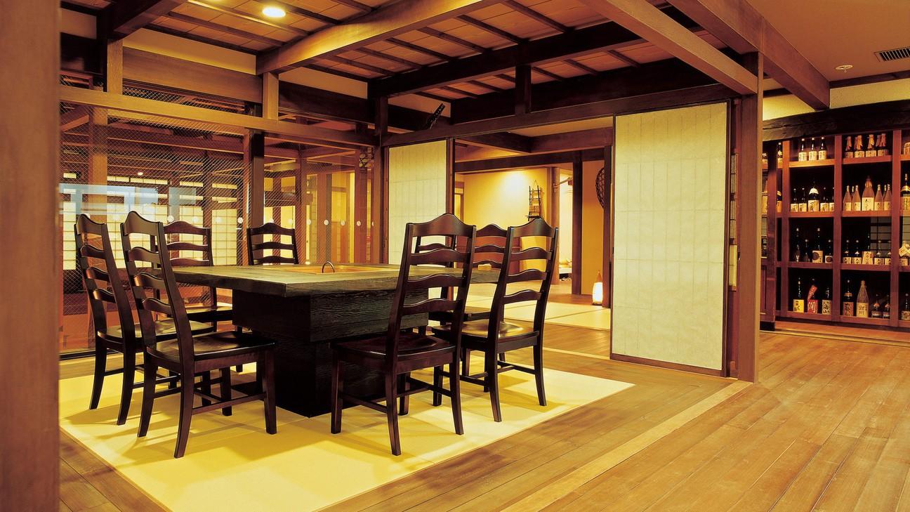 料理茶屋「ひな」(※個室一例)