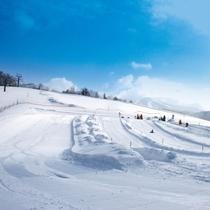 日本最大級の雪の遊び場!ビキッズパーク