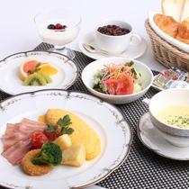 【朝食】洋定食