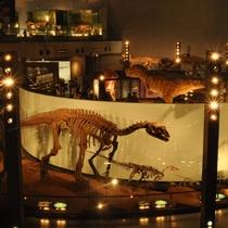 福井県立恐竜博物館【ホテルよりお車で約10分】