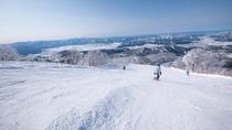 西日本最大級のビックゲレンデ!スキージャム勝山