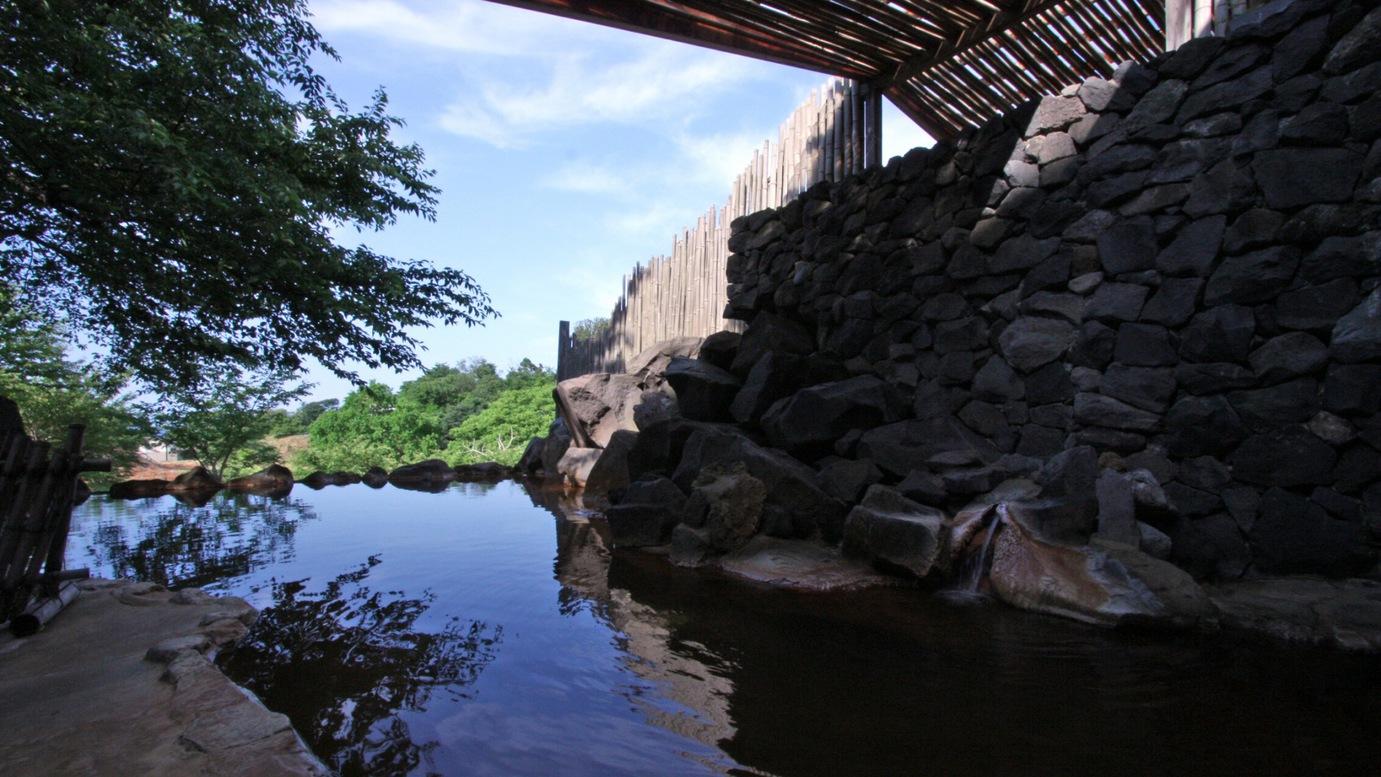 露天風呂『石山の湯』