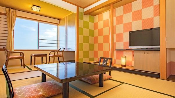 <4階以上確約>本館和室【禁煙】