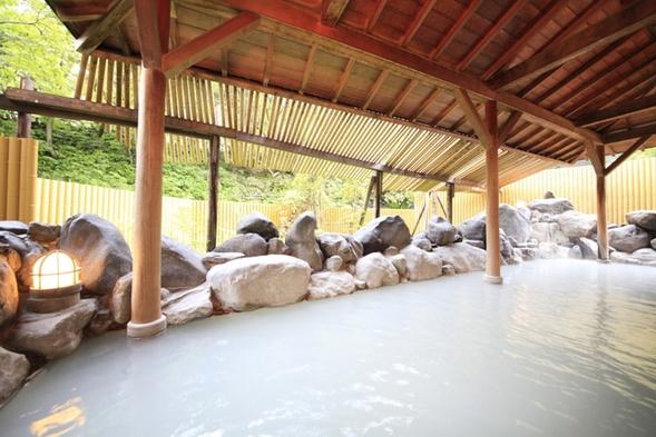 【夏割】室数限定!〜源泉の温泉三昧とずわい蟹も楽しめるバイキング♪