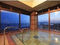 12F大浴場夜イメージ