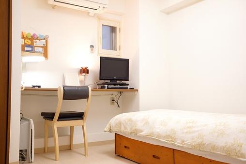 【喫煙】本館シングルA ★1名なら1番安い部屋★※キッチン無