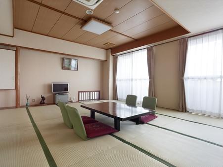 ◆グループ・ファミリーで和室15畳