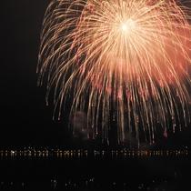 諏訪湖花火大会※イメージ