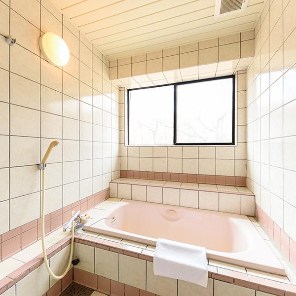 ●【第一別館 ツイン】バスルーム