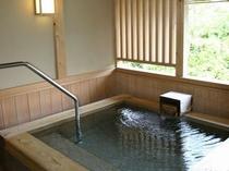 客室露天風呂(西離れ2階)