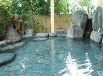白梅の湯 露天風呂