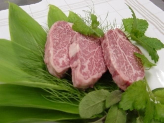 国産牛肉(フィレ)