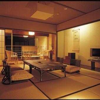 海と朝日が見える露天風呂付ゆったり和室12.5畳(禁煙)