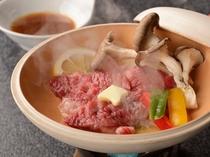 【別注料理】信州牛のステーキ