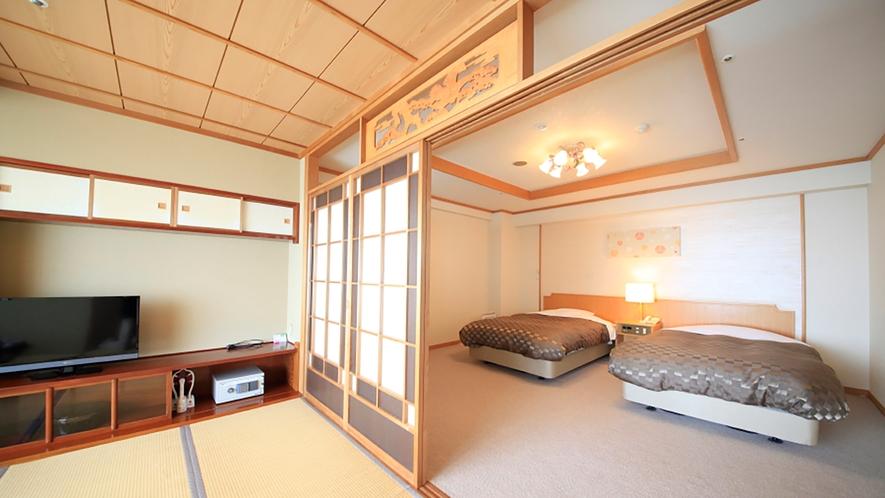 【客室】洋室