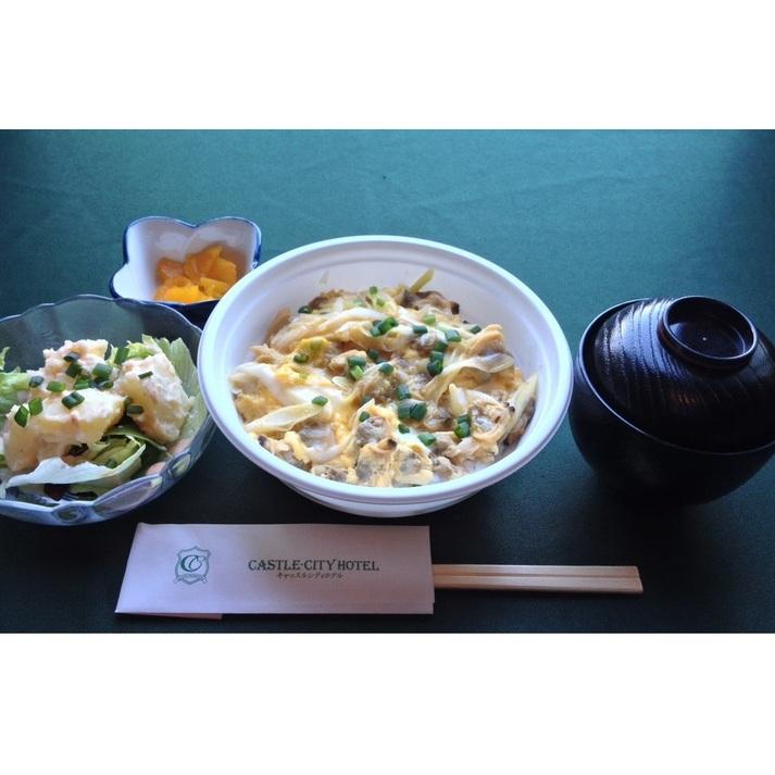 【ご夕食*どんぶり飯(日替わり)】