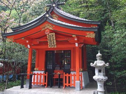 ☆恋愛成就♪の恋する神社☆ 縁結びの『九頭龍神社』