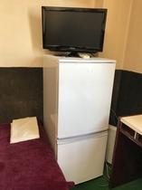 冷蔵庫・テレビ