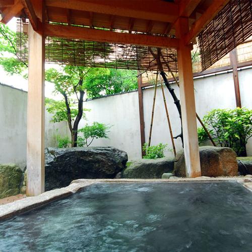 *貸切風呂「外の湯」