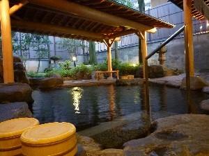 石庭露天風呂15