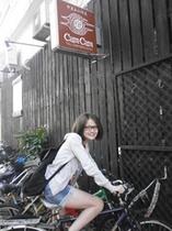 自転車の旅も沖縄ならオススメです!
