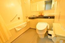 ツインルーム バストイレ