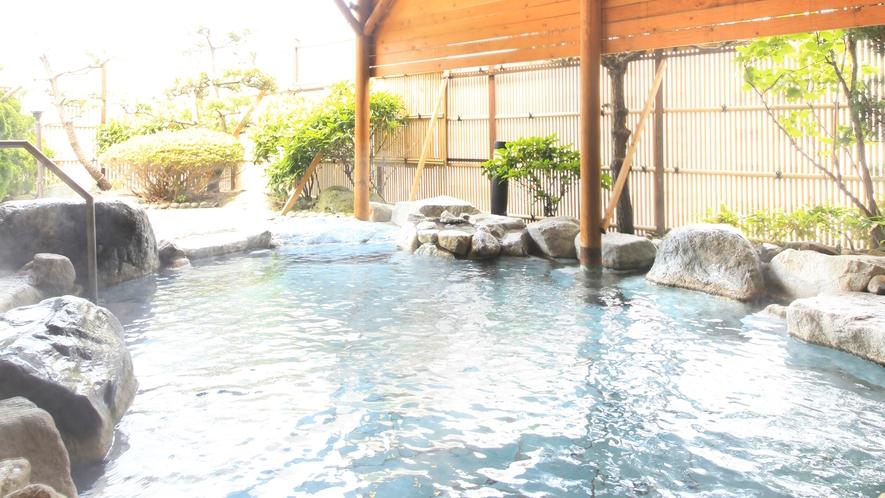 【温泉】4F 露天風呂