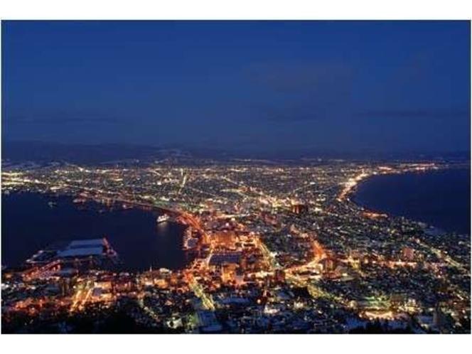 函館夜景イメージ