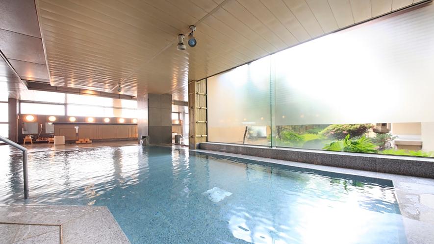 【温泉】4F 大浴場