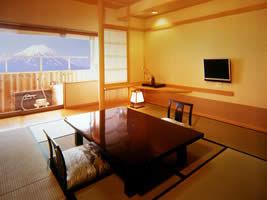 ◇富士山側◇露天風呂付客室