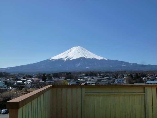 富士山展望台