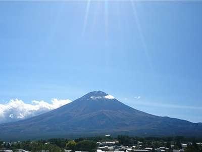 2017.10.23富士山初冠雪