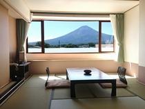 ◇富士山側◇和室(シャワー・トイレ付)
