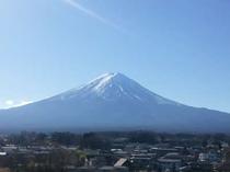 2016年元旦富士山