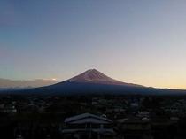 2017.12.20富士山