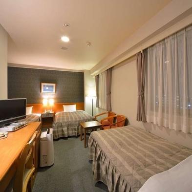【さき楽45】室数限定!45日前までのご予約で安心&お得に宿泊☆ 早割りプラン♪ <素泊り>