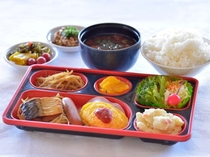 ●お手ごろな和朝食:500円