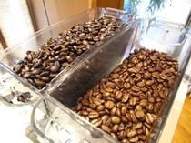 挽きたてコーヒーをどうぞ♪いい香り~♪
